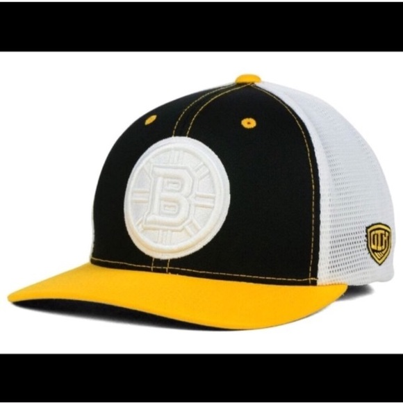 Boston Bruins old time hockey change up flex hat d63d0f7bd498